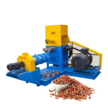 Chicken Pig Cow Sheep Pelleting Machine for Fish Feed in Nigeria