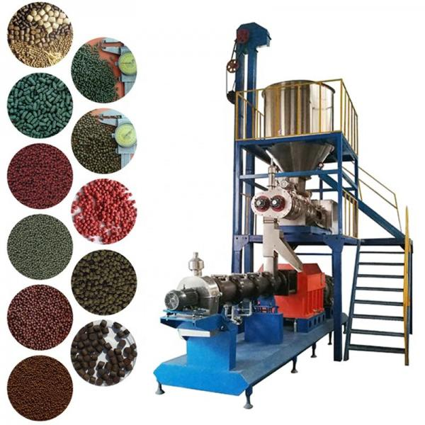 Hot Sale Low Price Pet Food Cattle Floating Fish Feed Pelletizer
