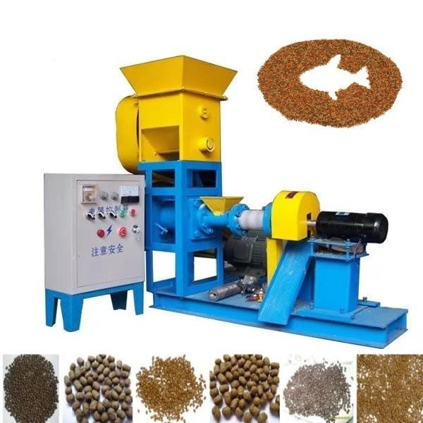 Floating Fish Feed Pellet Production/Extruder Machine Price