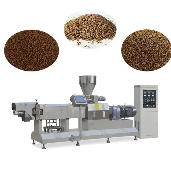 Factory Price 40 Year Experience Floating Fish Feed Extruder