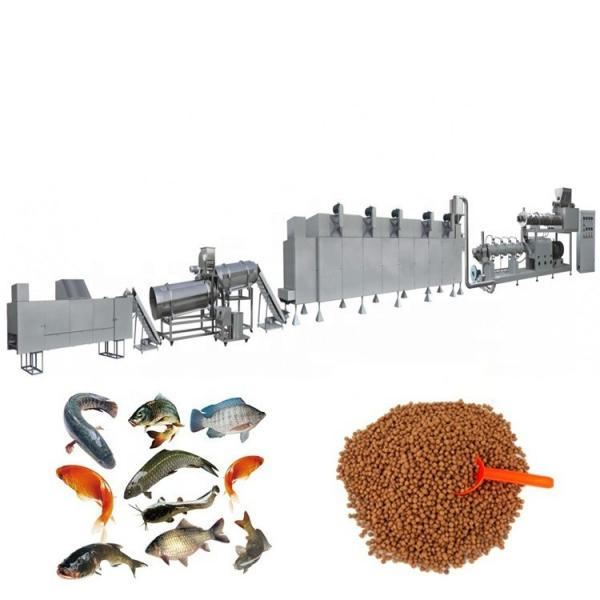 Wide Application Animal Feed Pet Food Process Line / Dry Pet Food Production Line / Floating Fish Food