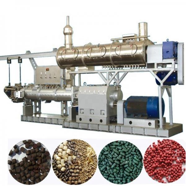 Szlh508b3 Widely Applicable Sinking Fish Feed Pellet Machine