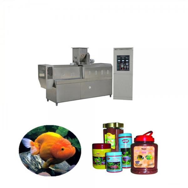 China Made Animal Dog Cat Pet Small Floating Fish Feed Food Pelletizer