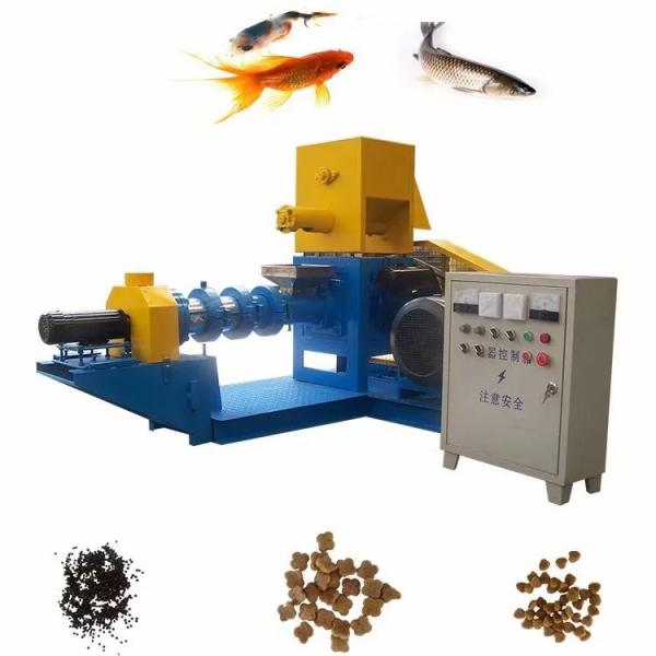 Animal/Poultry/Cattle/Chicken/Fish Feed Pellet Making Machine