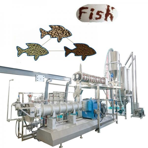 Right price floating and sinking fish food making machine seller